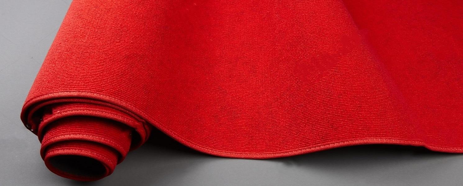 Red Event Carpets Dubai Slide